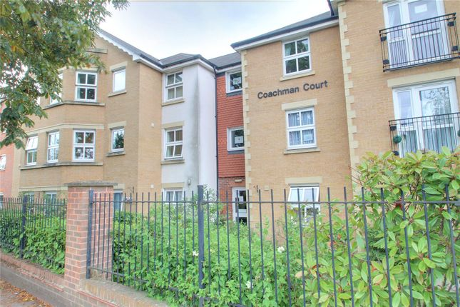 2 bed flat for sale in Coachmans Court, Ashingdon Road, Rochford SS4