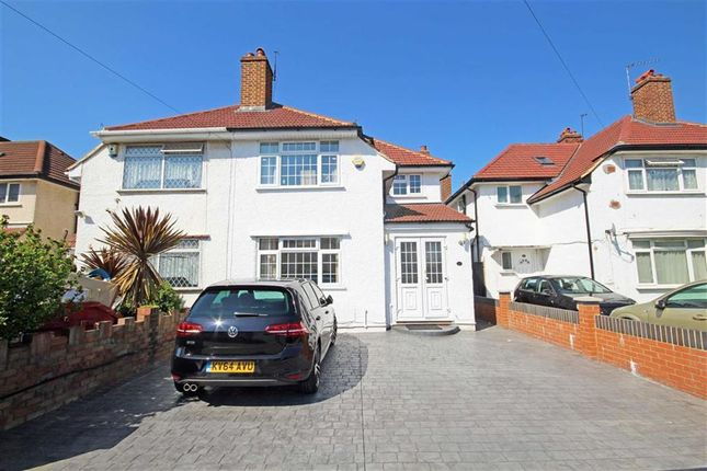 Thumbnail Property to rent in Summerhouse Avenue, Heston, Hounslow