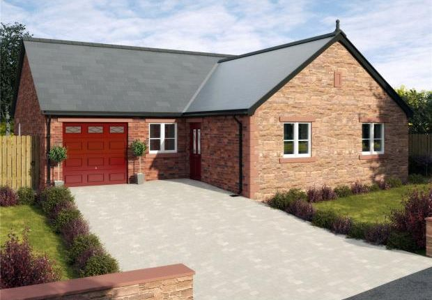 Detached bungalow for sale in Plot H1, Thornedge Gardens, Cumwhinton, Carlisle