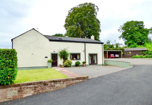 Thumbnail Detached house for sale in North Lodge, Woodslee, Canonbie, Dumfries And Galloway
