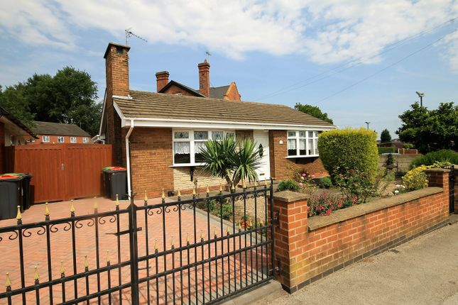 Thumbnail Detached bungalow for sale in Mansfield Road, Sutton-In-Ashfield