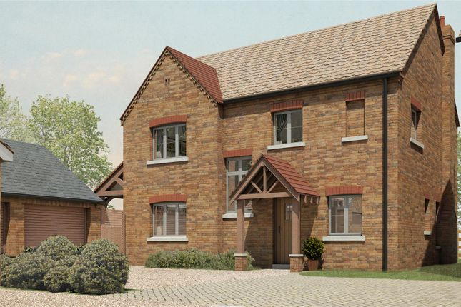 Thumbnail Detached house for sale in Langar Lane, Harby, Melton Mowbray