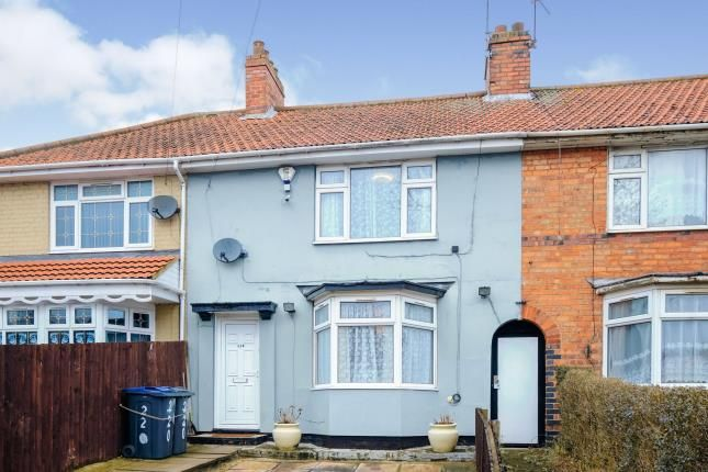 Thumbnail Terraced house for sale in Heybarnes Road, Small Heath, Birmingham, West Midlands