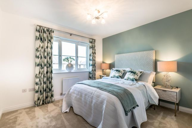 "3 bedroom semi-detached house for sale in ""Caplewood"" at Countesswells Park Place, Countesswells, Aberdeen"