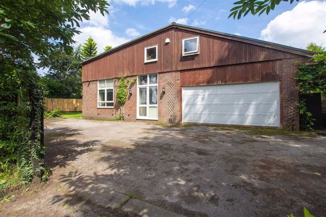 Thumbnail Detached house for sale in Pinfold Lane, Knutsford, Cheshire