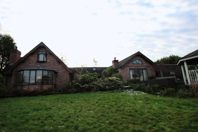 6 bed detached house for sale in Meadowside, Knypersley, Stoke-On-Trent