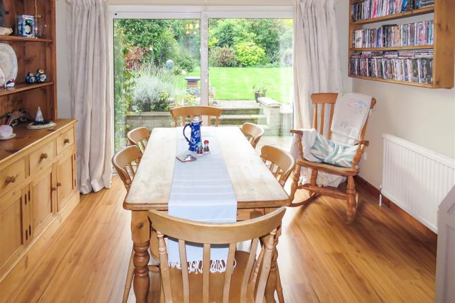 Dining Area of Manor Way, Hail Weston, St. Neots PE19