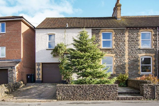 Thumbnail Semi-detached house for sale in Ryecroft Road, Frampton Cotterell, Bristol