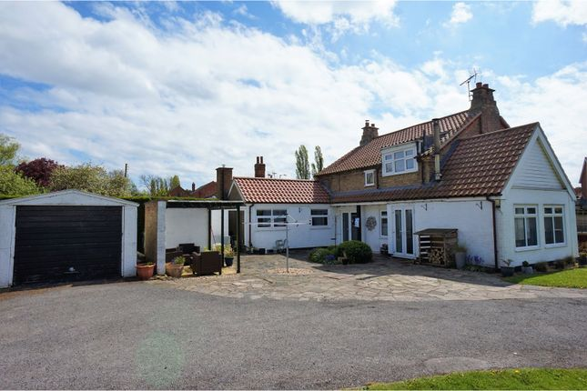 Thumbnail Detached house for sale in High Street, Faldingworth