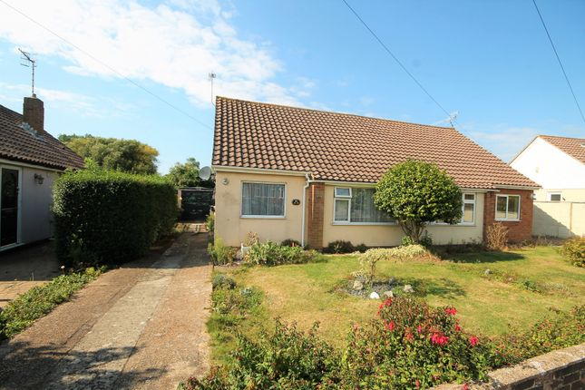 Semi-detached bungalow for sale in Ullswater Road, Sompting, Lancing