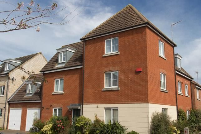 Thumbnail Link-detached house for sale in Downham Market, Norfolk