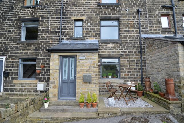 Thumbnail Cottage for sale in Miry Lane, Thongsbridge, Holmfirth