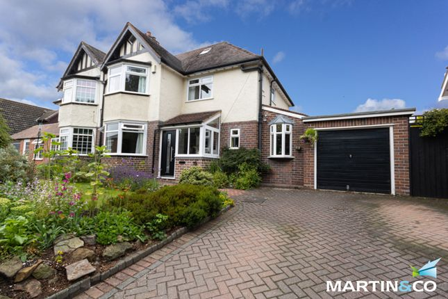 Thumbnail Semi-detached house for sale in Elm Tree Road, Harborne