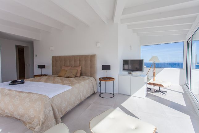 Bedroom of Illetas, Illetes, Majorca, Balearic Islands, Spain