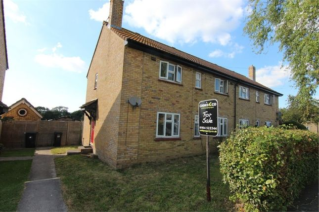 Thumbnail Semi-detached house for sale in Canberra Crescent, West Wick, Weston-Super-Mare