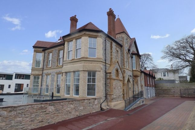 Thumbnail Flat for sale in St. Margarets Road, St. Marychurch, Torquay