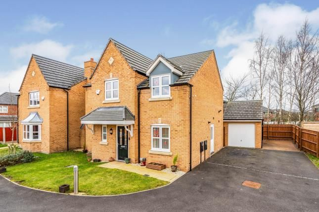 4 bed detached house for sale in Tannery Croft, Preston Brook, Runcorn, Cheshsire WA7