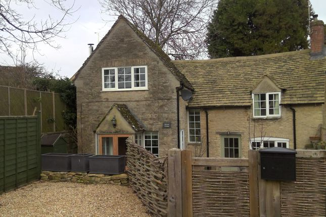 Thumbnail Cottage to rent in Meadow Lane, Fulbrook, Burford