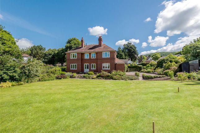 Thumbnail Detached house for sale in Hazler Road, Church Stretton, Shropshire