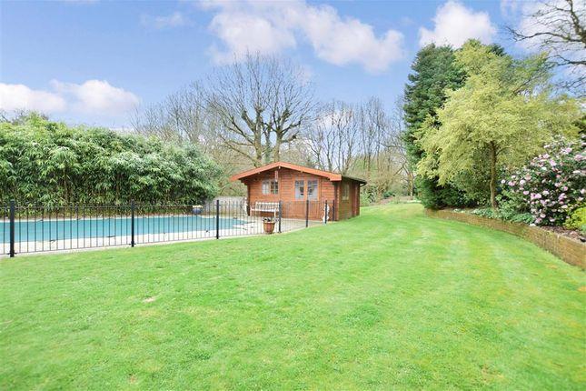 3 bedroom detached bungalow for sale in Fryern Road, Fryern Park, Storrington, West Sussex