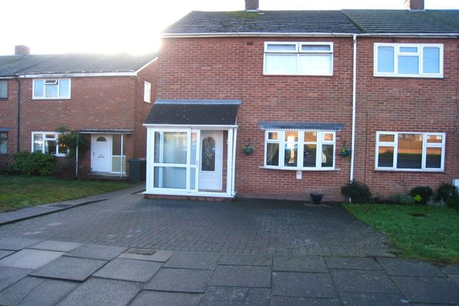 Thumbnail Terraced house for sale in Barnfield Avenue, Allesley, Coventry