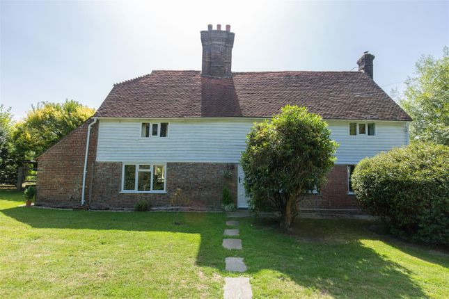 Thumbnail Detached house for sale in Piltdown, Uckfield