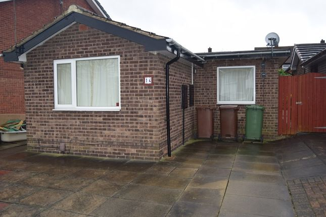 Thumbnail Detached bungalow to rent in Haldane Crescent, Wakefield
