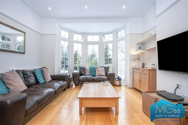 Thumbnail Semi-detached house for sale in Bourne Hill, Palmers Green, London