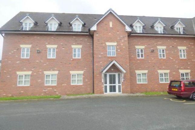 Thumbnail Flat to rent in Borron House, Borron Road, Newton Le Willows