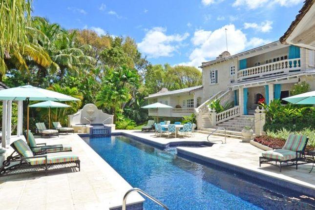 Thumbnail Property for sale in Sandy Lane Estate, Grendon House, Barbados