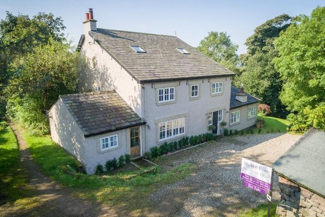 Thumbnail Detached house for sale in Hawett Hill Farm, Parbold