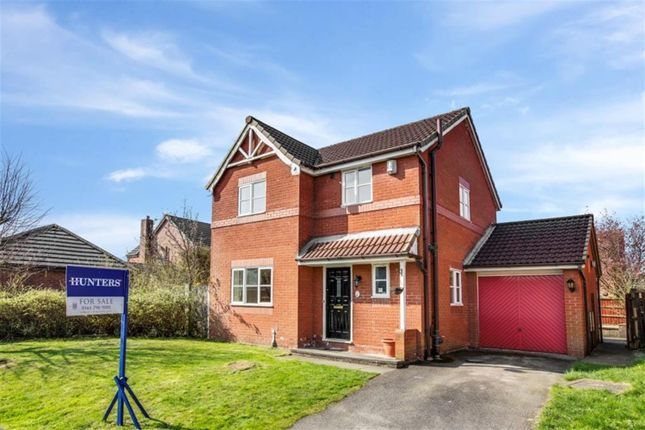 Thumbnail Detached house for sale in Goodshaw Road, Worsley, Manchester