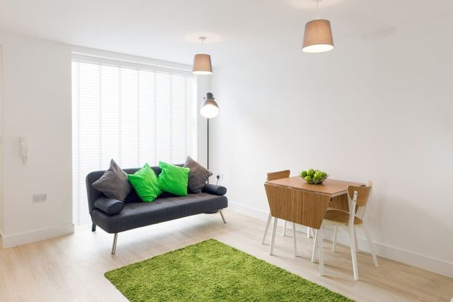 Thumbnail Flat to rent in Cathays