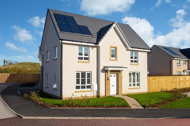 "Thumbnail Detached house for sale in ""Craigston"" at Prospecthill Road, Motherwell"
