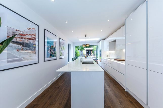 Thumbnail Semi-detached house for sale in Milton Road, Warley, Brentwood, Essex