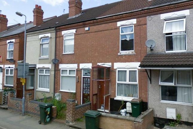 Thumbnail Detached house to rent in Humber Avenue, Stoke, Coventry