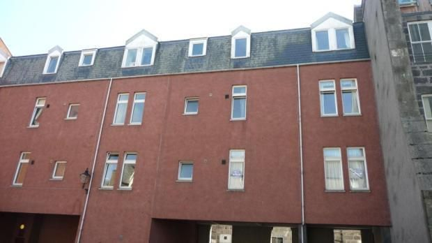 Thumbnail Flat to rent in Carmelite Street, Aberdeen
