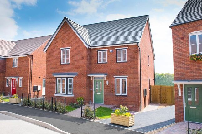 "Thumbnail Detached house for sale in ""Holden"" at Wedgwood Drive, Barlaston, Stoke-On-Trent"