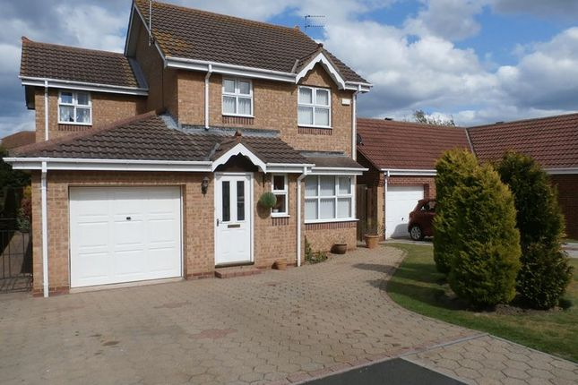 Thumbnail Detached house for sale in Williams Close, Amble, Morpeth