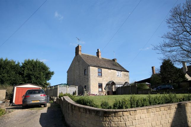 Thumbnail Cottage for sale in Shepherds Walk, Belmesthorpe, Stamford