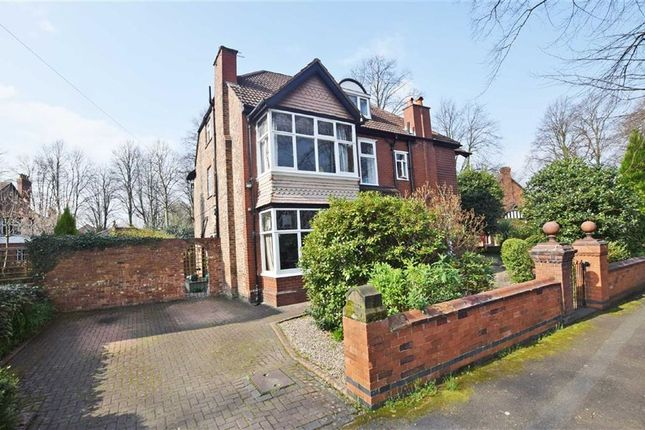 Thumbnail Detached house for sale in Clothorn Road, Didsbury, Manchester