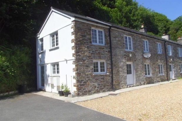 Thumbnail End terrace house to rent in Higher Tamar Terrace, Gunnislake