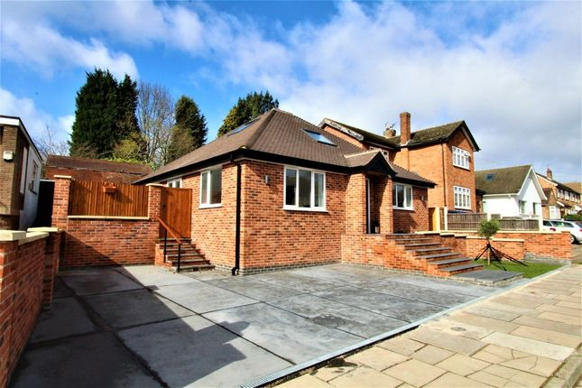 Thumbnail Bungalow for sale in A Warrender Close, Bramcote, Nottingham