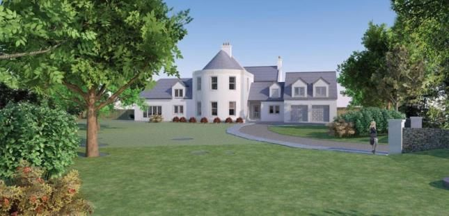 Thumbnail Property for sale in St Quivox, Mount Hamilton House, St Quivox, Ayr