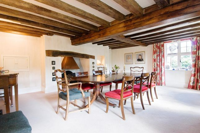 House. Estate Agency Cranleigh Dining Room
