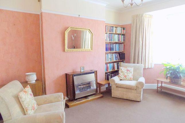 Lounge of Rhyddings Park Road, Uplands, Swansea SA2