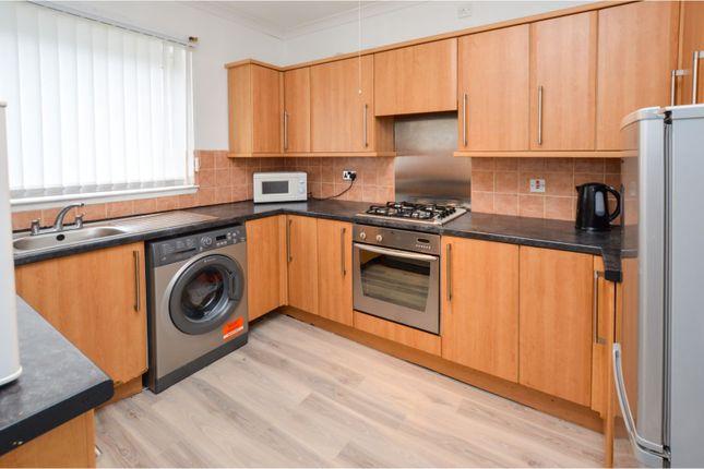 Kitchen of 51 Porchester Street, Glasgow G33