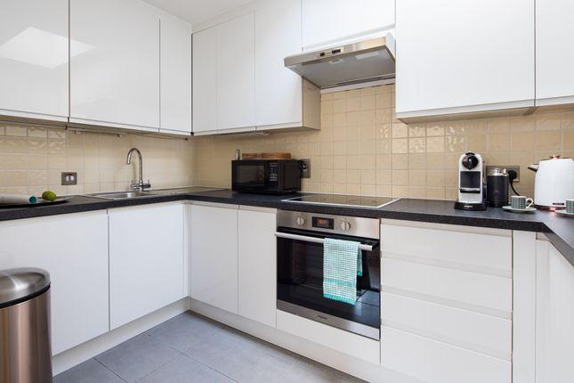 Kitchen of Richardsons Mews, London W1T