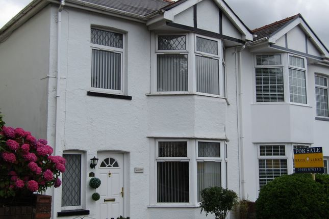 Thumbnail Semi-detached house for sale in Plasdraw Place, Aberdare