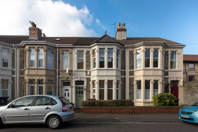 Thumbnail Terraced house for sale in Glebe Road, St. George, Bristol